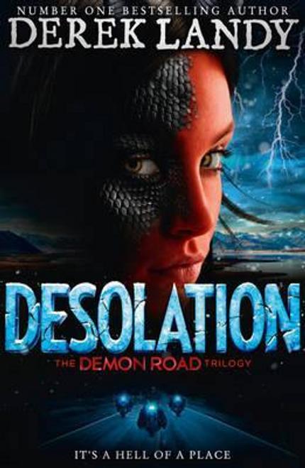 Landy, Derek / Desolation (Large Paperback)