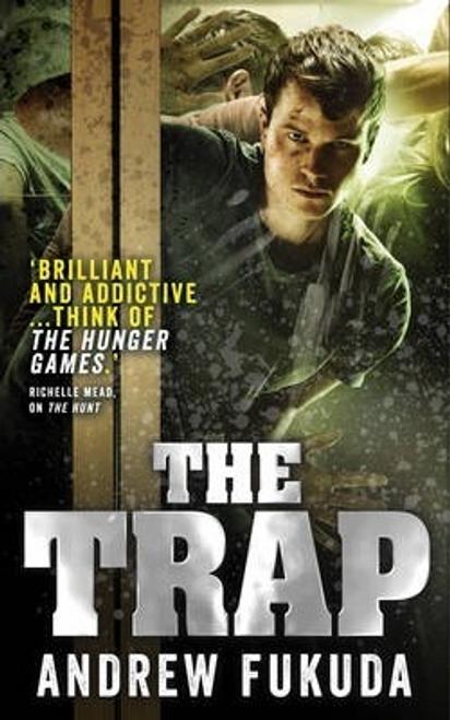 Fukuda, Andrew / The Trap (Large Paperback)