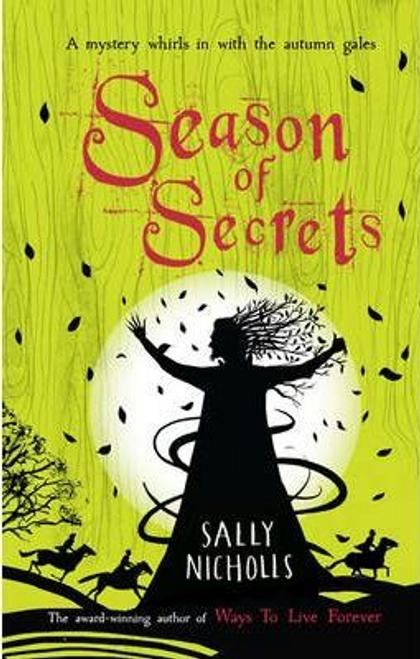 Nicholls, Sally / Season of Secrets (Large Paperback)