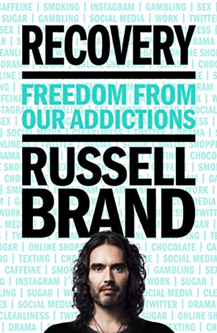 Brand, Russell / Recovery: Freedom From Our Addictions (Large Paperback)