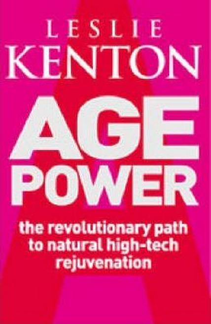 Kenton, Leslie / Age Power (Large Paperback)