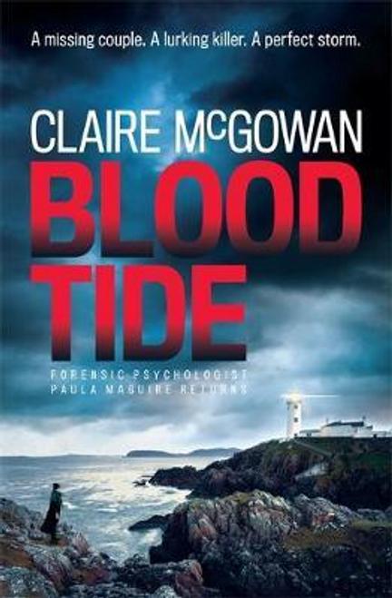 McGowan, Claire / Blood Tide (Paula Maguire 5) (Large Paperback)