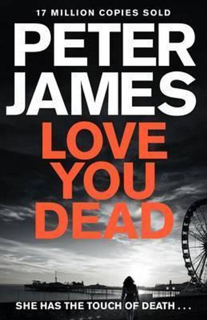 James, Peter / Love You Dead (Large Paperback)