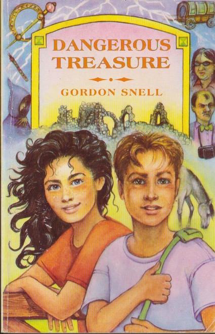 Snell, Gordon / Dangerous Treasure