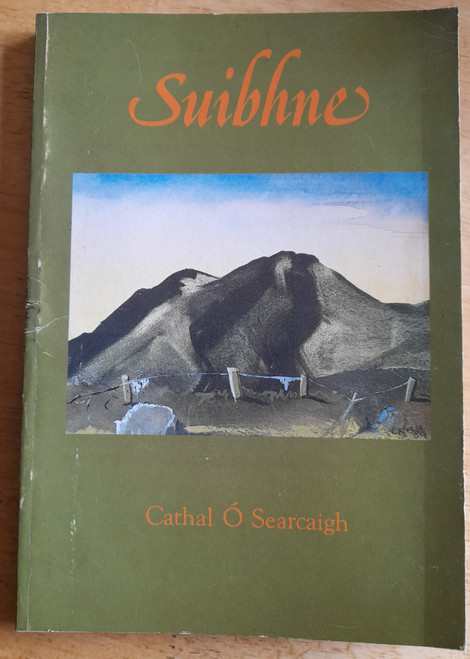 Ó Searcaigh, Cathal - Suibhne : Rogha Dánta - PB - Filíocht - 1987