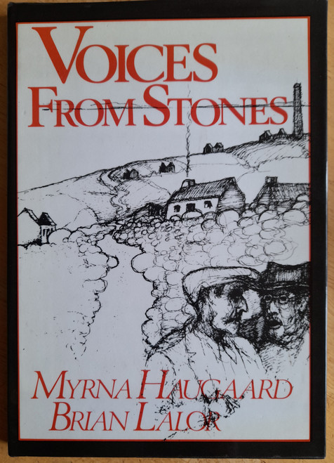 Haugaard, Myrna & Lalor, Brian - Voices From Stone - HB