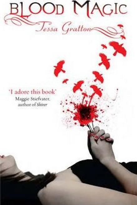 Gratton, Tessa / Blood Magic (Large Paperback)