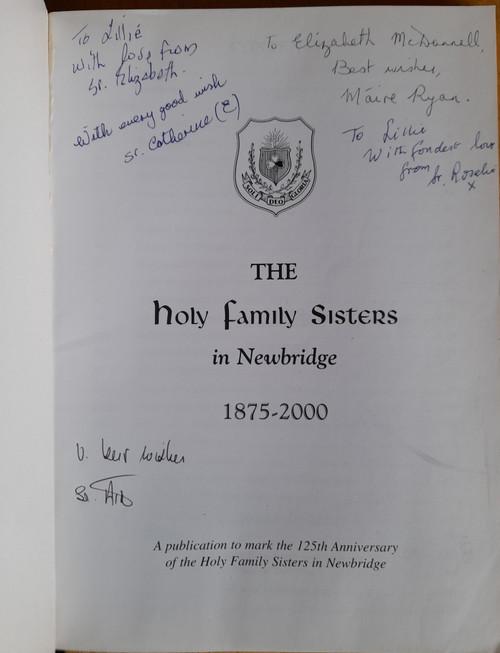 Ryan, Máire - The Holy Family Sisters in Newbridge : 1875-2000 - PB - Kildare