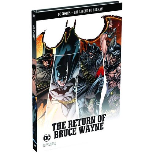 DC Comics - The Legend of Batman - Eaglemoss Partwork - The Return of Bruce Wayne - HB 2019