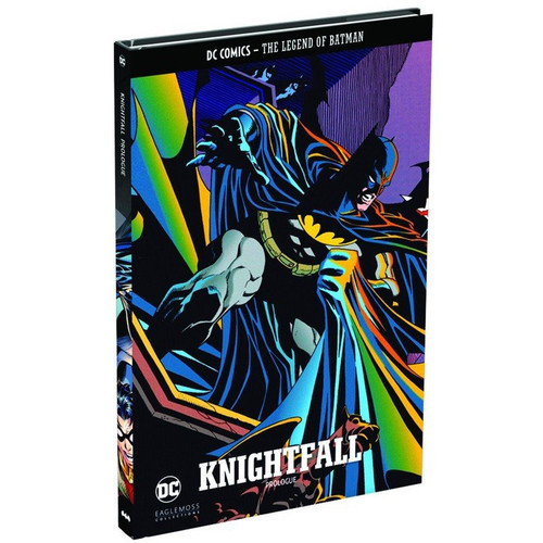 DC Comics - The Legend of Batman - Eaglemoss Partwork - Knightfall Prologue - HB 2019