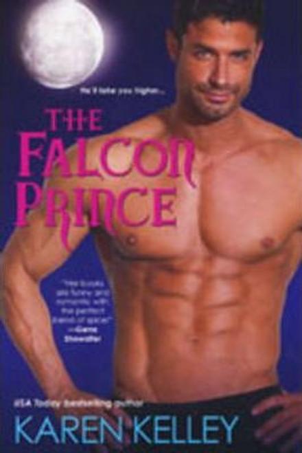 Kelley, Karen / The Falcon Prince (Large Paperback)