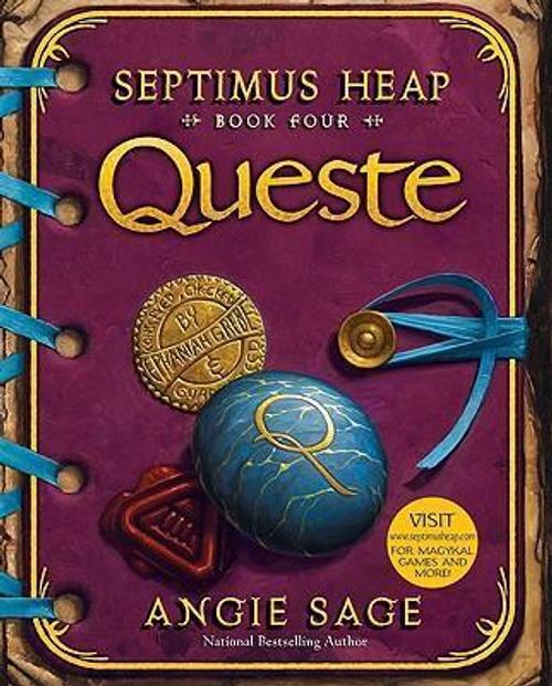 Sage, Angie / Queste (Large Paperback)