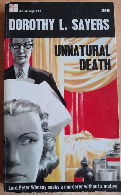 Sayers, Dorothy L - Unnatural Death - Vintage Four Square PB - ( Peter Wimsey Series)