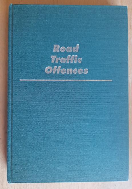 Woods, James V - Road Traffic Offences - HB 1990 - Vintage Law