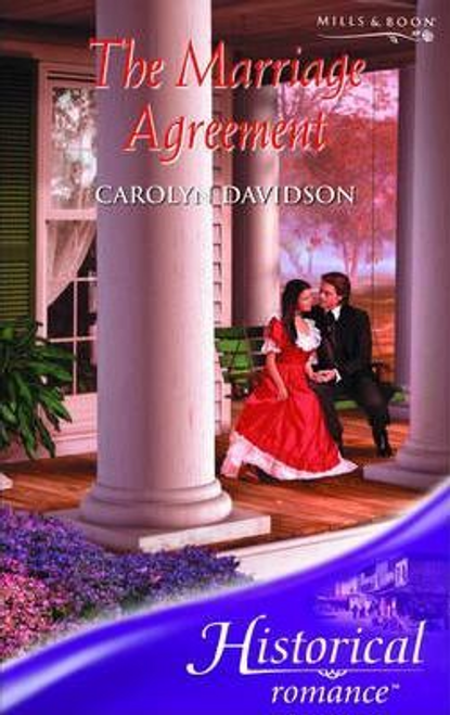 Mills & Boon / Historical / The Marriage Agreement