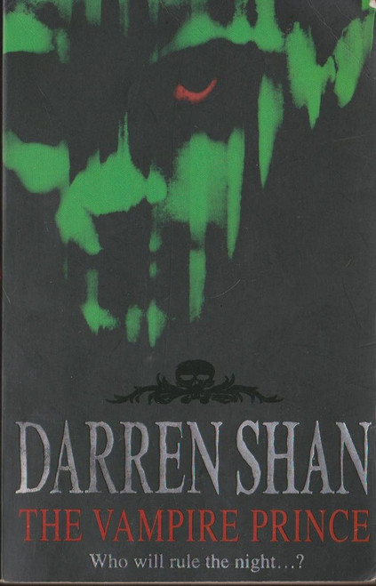 Shan, Darren / The Vampire Prince ( Saga of Darren Shan Book 7)