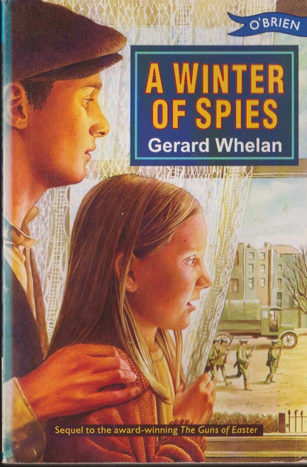 Whelan, Gerard / A Winter of Spies