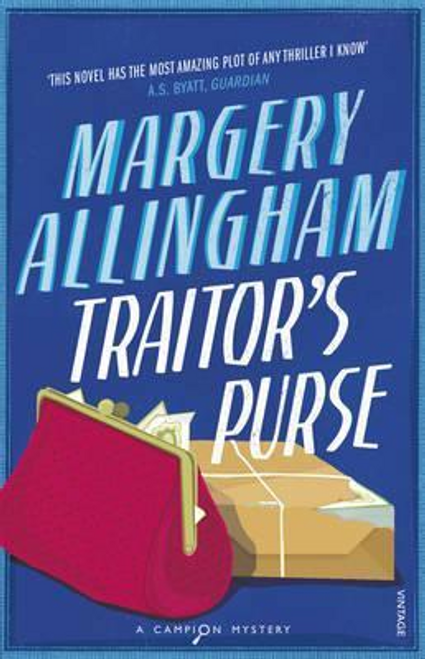 Allingham, Margery / Traitor's Purse