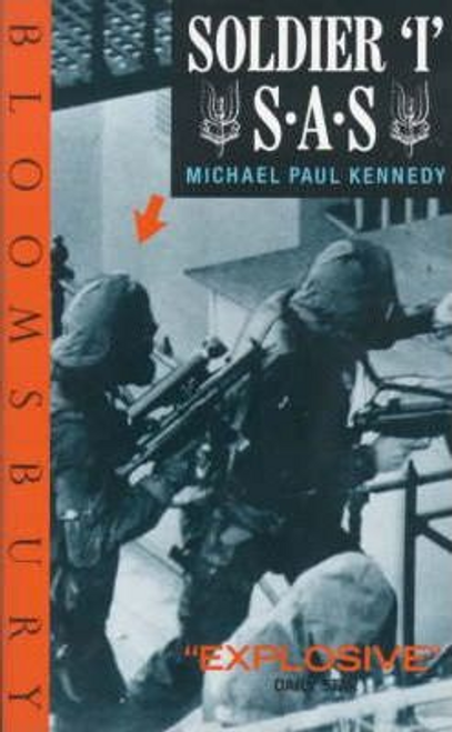"""Kennedy, Michael Paul / Soldier """"I"""" S.A.S."""