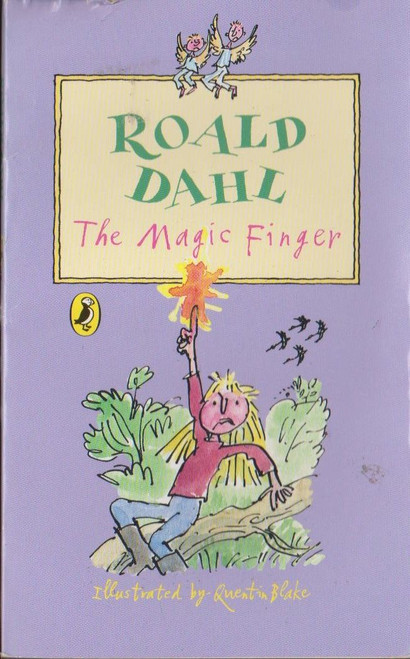 Dahl, Roald / The Magic Finger