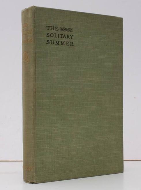 Von Arnim, Elizabeth - The Solitary Summer - HB 1ST UK Edition - 1899