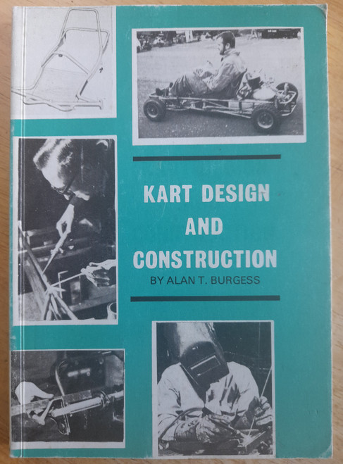 Burgess, Alan T - Kart Design and Construction