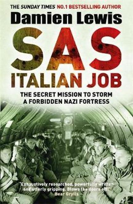 Lewis, Damien / SAS Italian Job