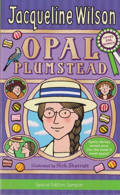 Wilson, Jacqueline / Opal Plumstead