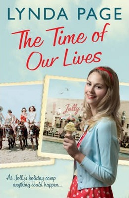 Page, Lynda / The Time Of Our Lives