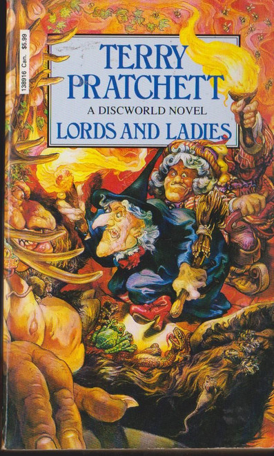 Pratchett, Terry / Lords and Ladies ( Discworld 14)
