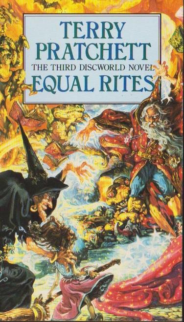Pratchett, Terry / Equal Rites ( Discworld 3 )