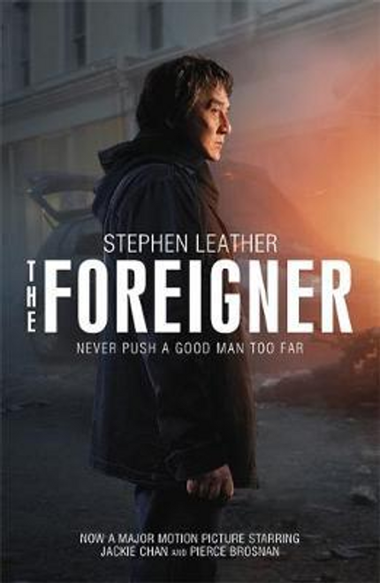 Leather, Stephen / The Foreigner