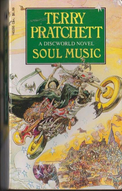 Pratchett, Terry / Soul Music ( Discworld 16)