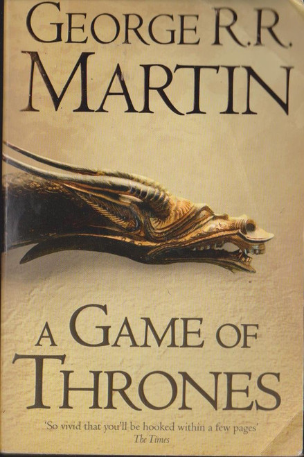 Martin, George R.R. / A Game of Thrones ( A Song of Ice & Fire 1)