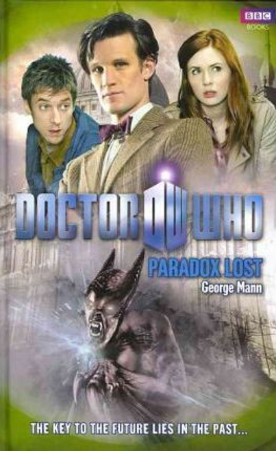 Mann, George / Doctor Who: Paradox Lost