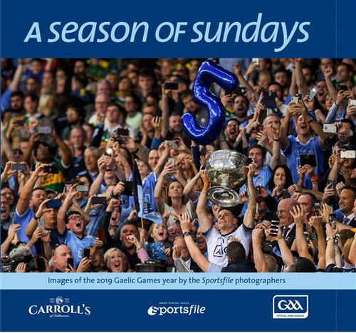 Sportsfile - A Season of Sundays - 2019 - HB - GAA - Photography