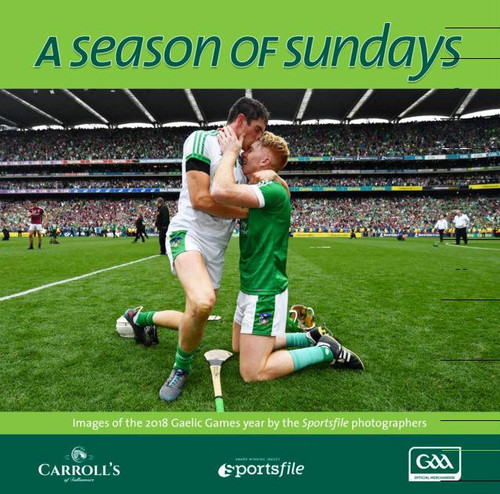 Sportsfile - A Season of Sundays - 2018 - HB - GAA - Photography