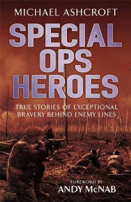 Ashcroft, Michael / Special Ops Heroes