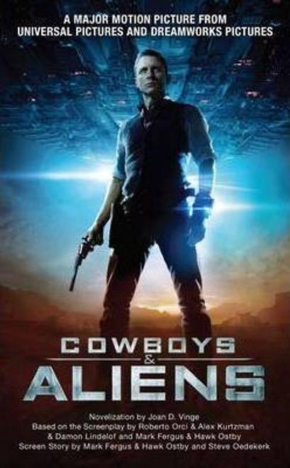 Vinge, Joan D. / Cowboys and Aliens