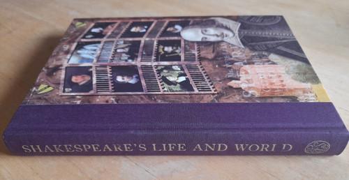 Duncan-Jones , Katherine - Shakespeare's Life & World - HB - Folio Society - 1994