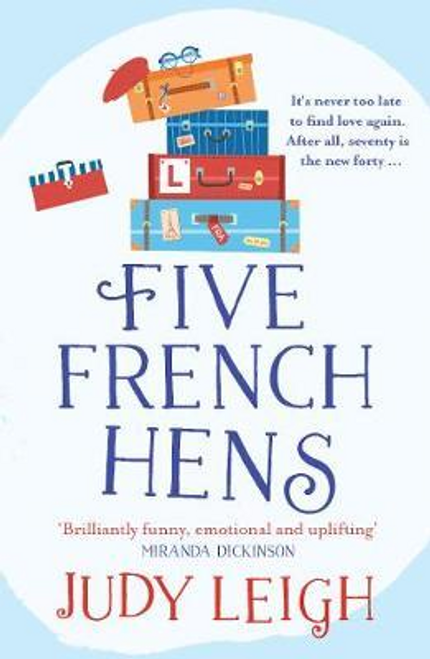 Leigh, Judy / Five French Hens