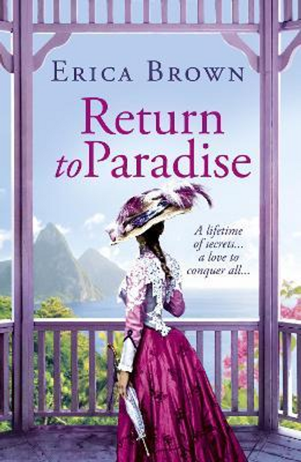 Brown, Erica / Return to Paradise