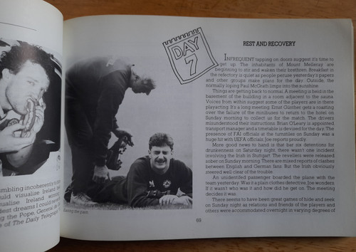 Hunt, Mary - There We Were- Germany '88 - Ireland at European Championships 1988 - PB