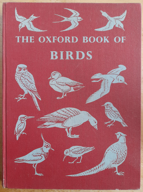 Campbell, Bruce  & Watson Donald - The Oxford Book of Birds - HB  REVISED 1965