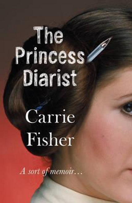 Fisher, Carrie / The Princess Diarist (Large Paperback)