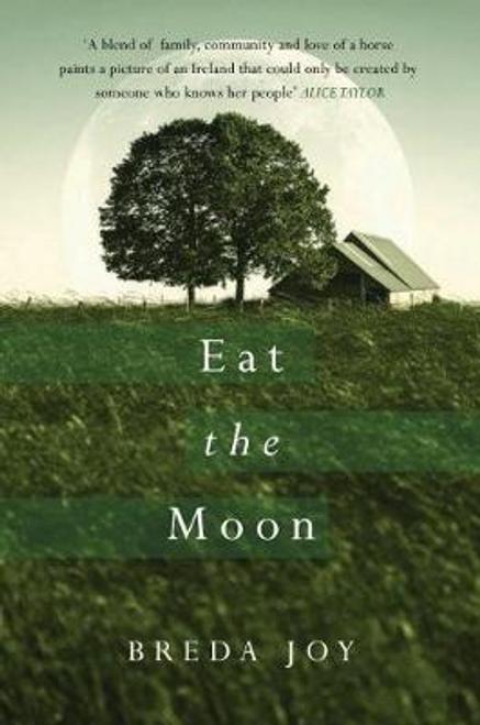 Joy, Breda / Eat The Moon (Large Paperback)