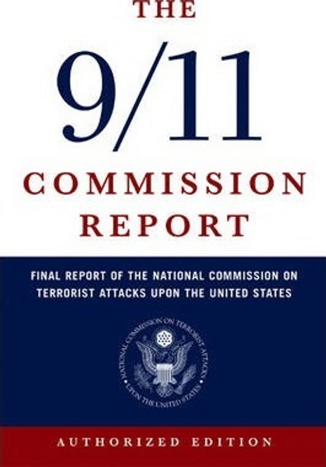 National Commission on Terrorist Attacks: The 9/11 Commission Report (Large Paperback)