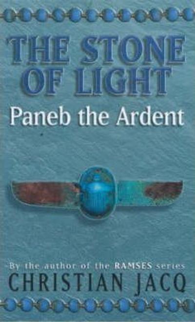 Jacq, Christian / Paneb the Ardent (Large Paperback)