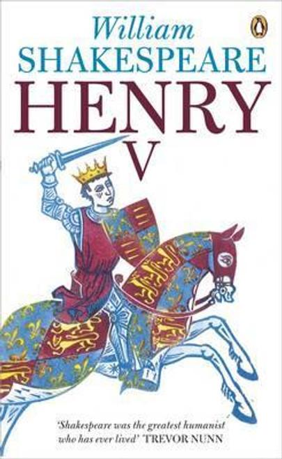 Shakespeare, William - Henry V - Penguin Shakespeare - BRAND NEW