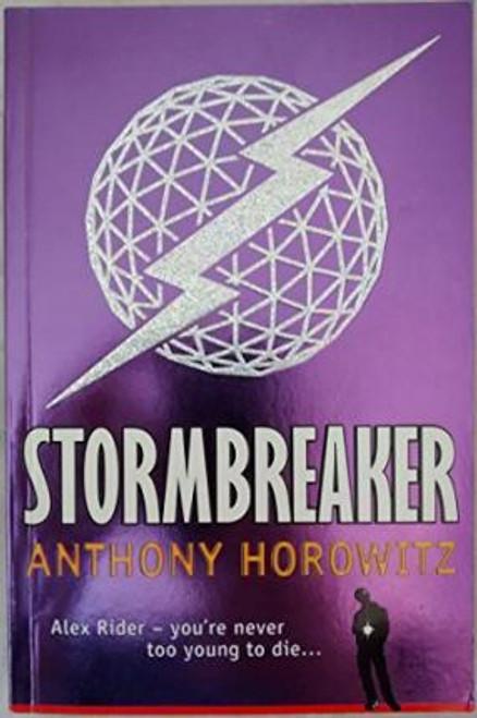 Horowitz, Anthony - Stormbreaker - PB - ( Alex Rider Series - Book 1 ) BRAND NEW